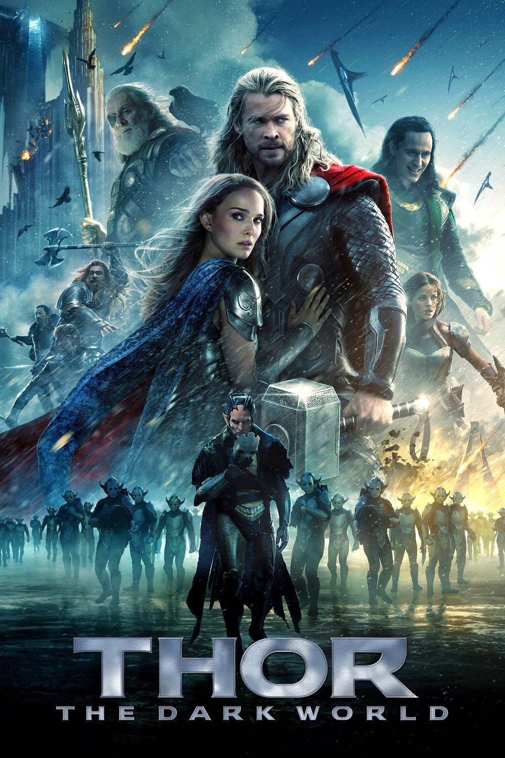 How To Watch Thor The Dark World Whattowatch